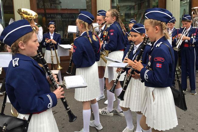 Marienlyst Skolekorps