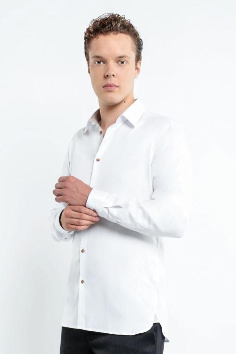 Poplin-100-2-fold--Cotton-Stretch