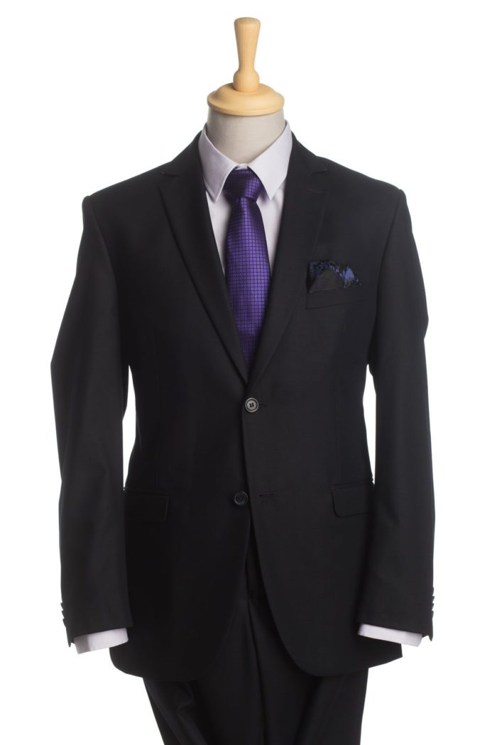 Alahambra Midnight Blue Suit