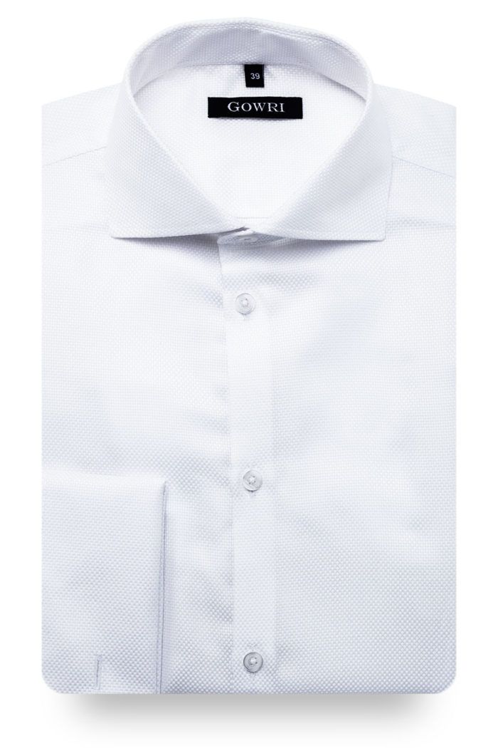 Antares White Shirt