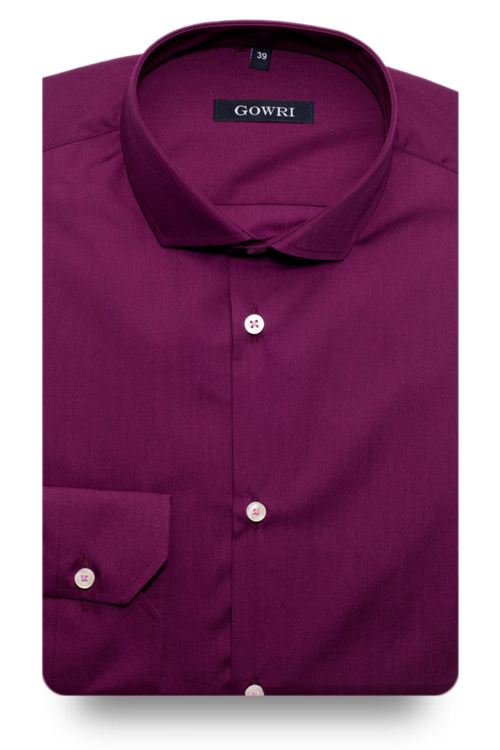 Batista Purple Shirt