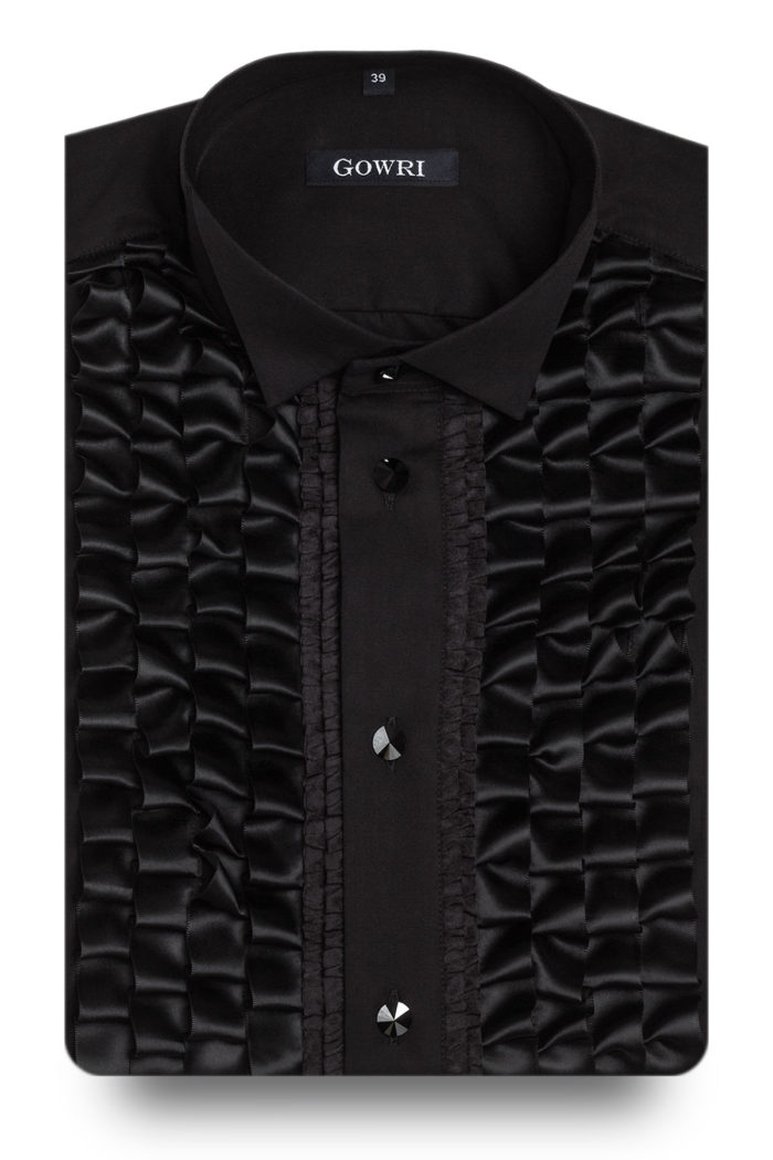 Brandenburg Black Shirt