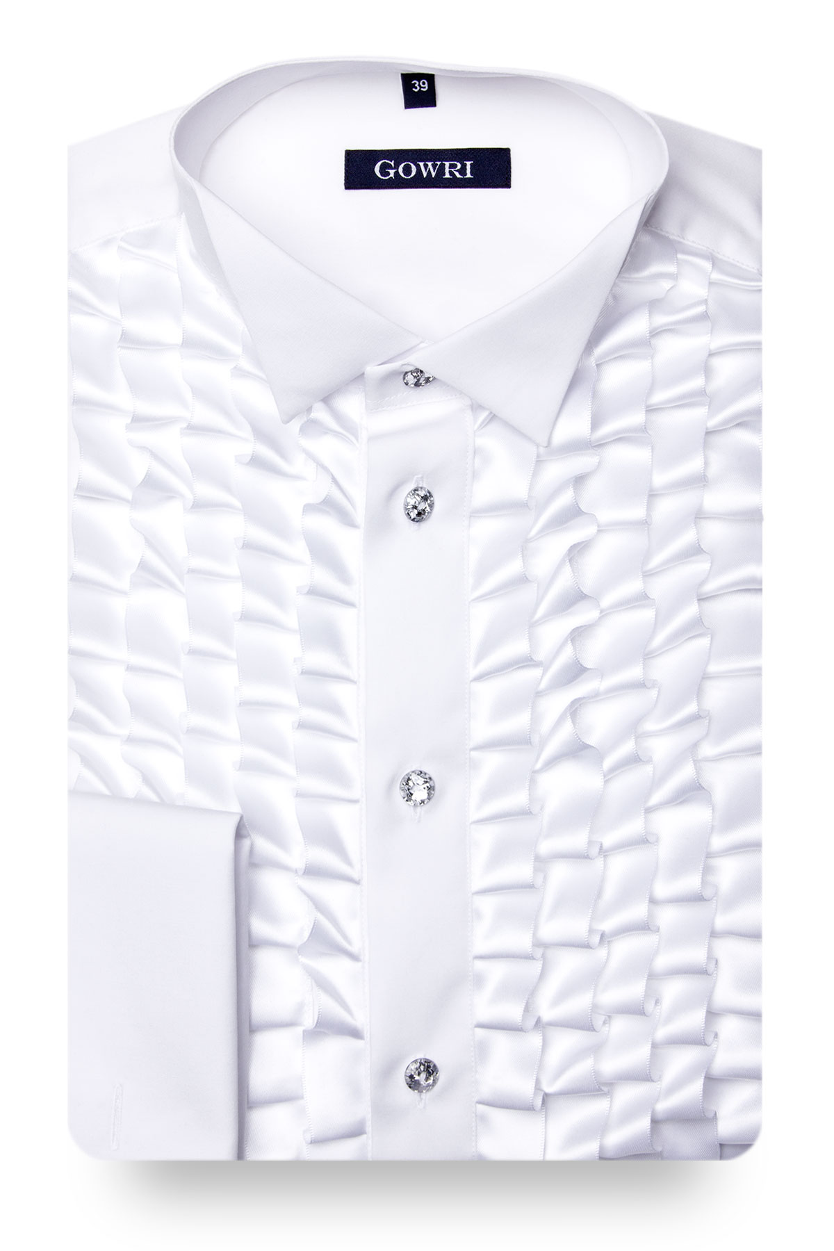 Brandenburg White Shirt