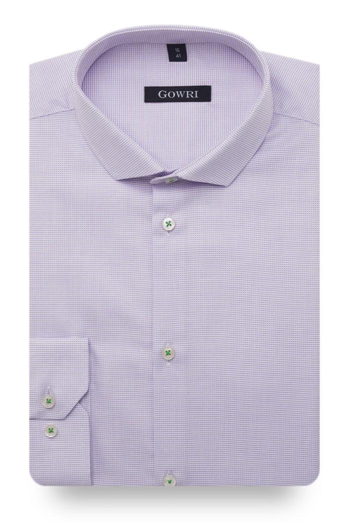 Bristol Lilac Shirt