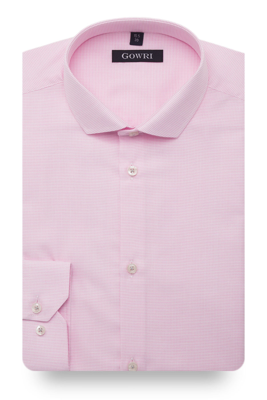 Bristol Pink Shirt