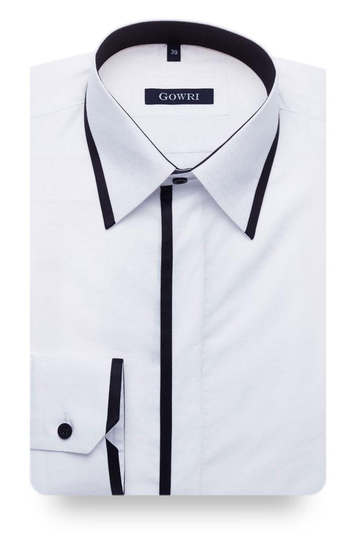 Concorde White Shirt