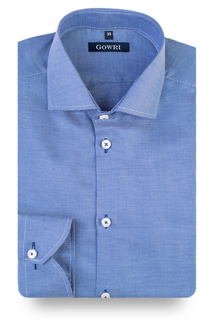 Dean Blue Shirt (1)