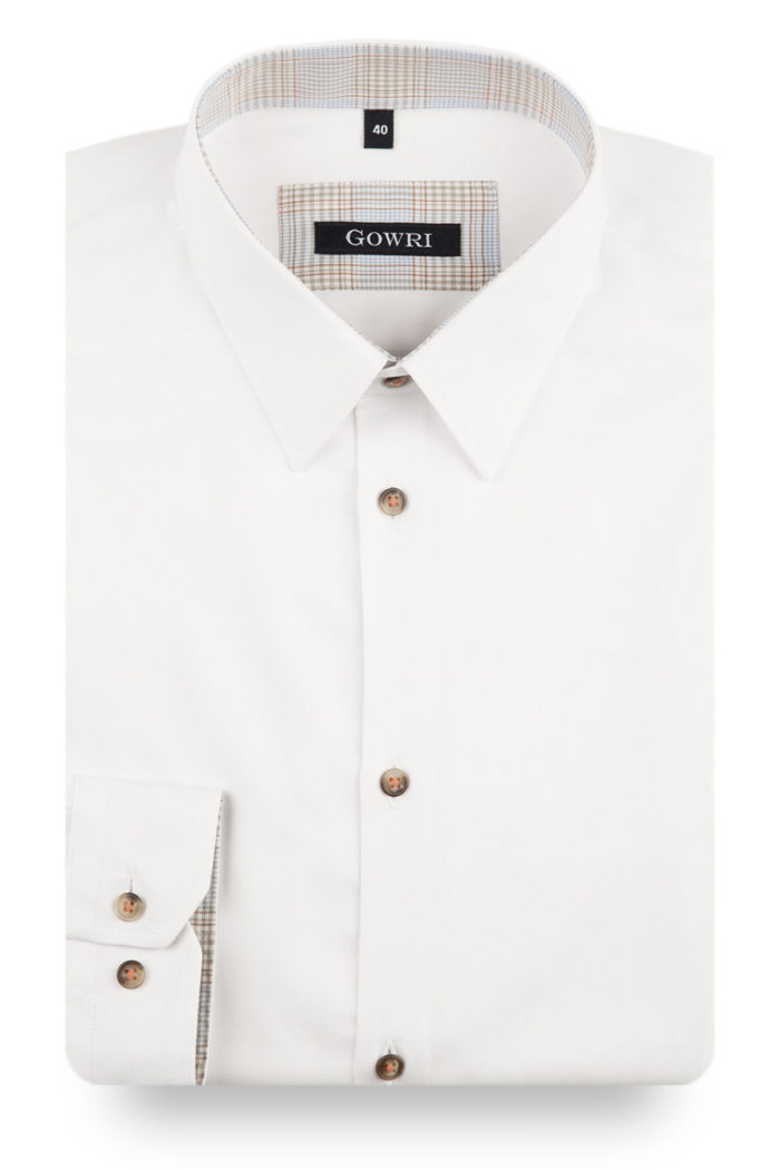 Dorset White Shirt