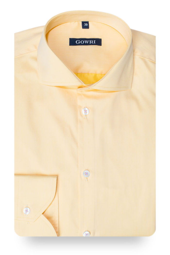 Duca Light Yellow Shirt (2)