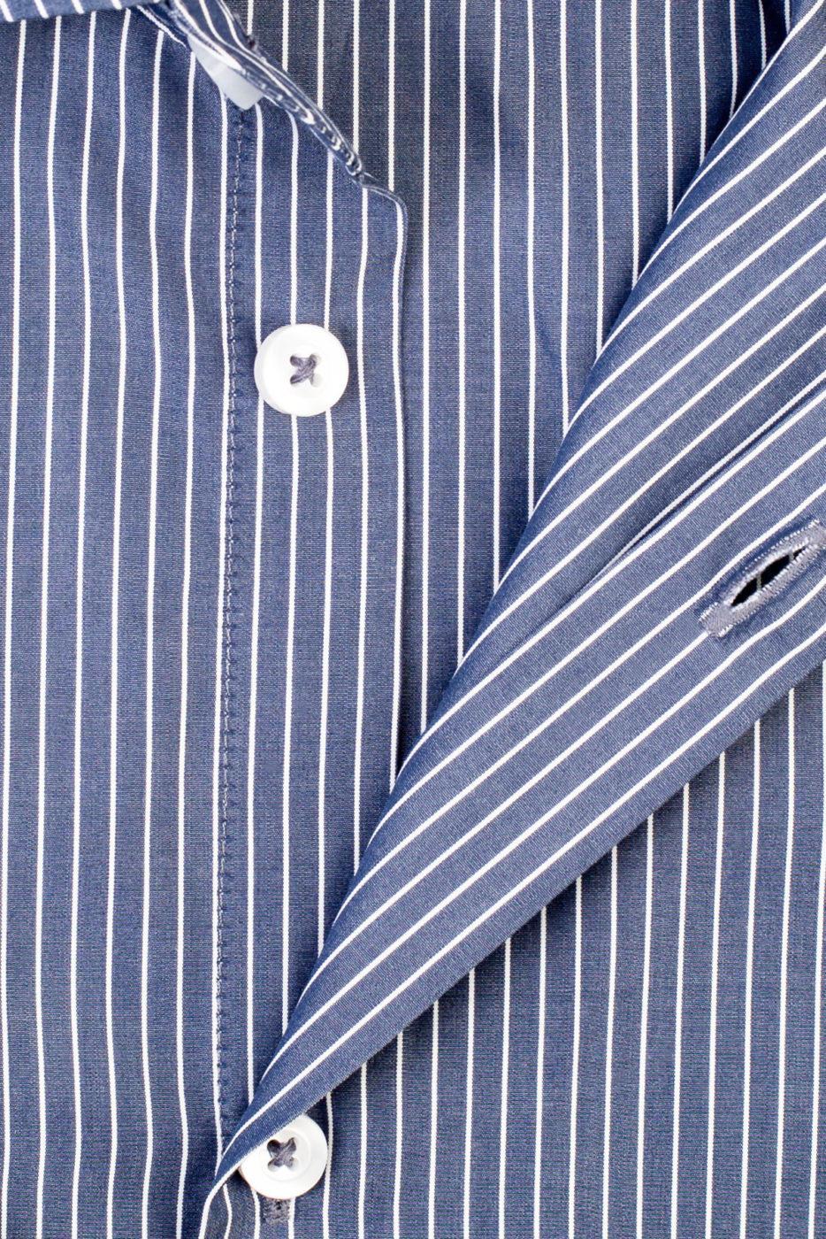 Emperor Blue Striped Shirt 1 (1)