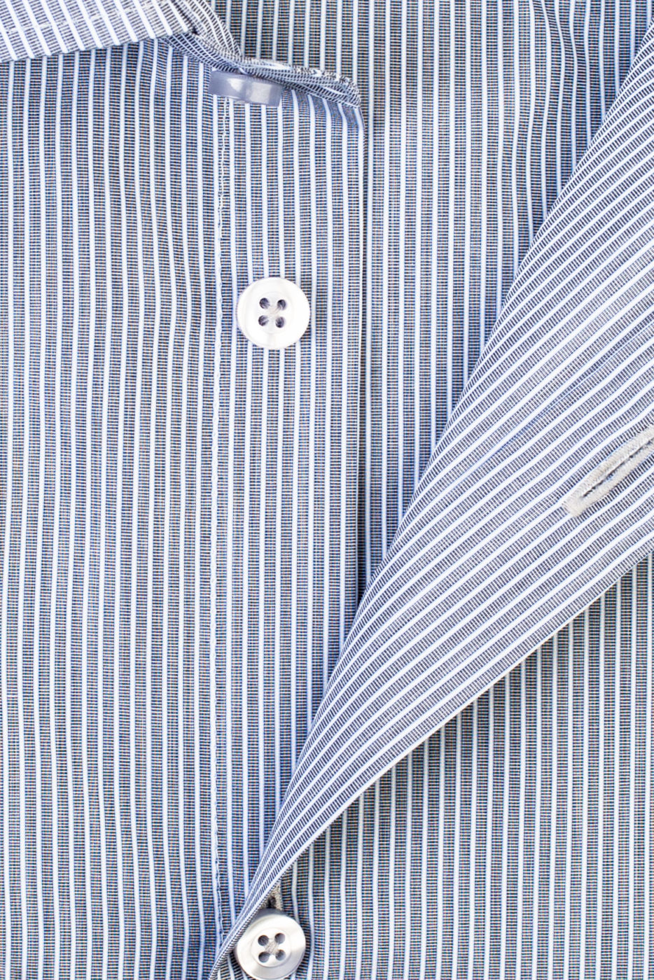 Emperor Grey Striped Shirt (2)