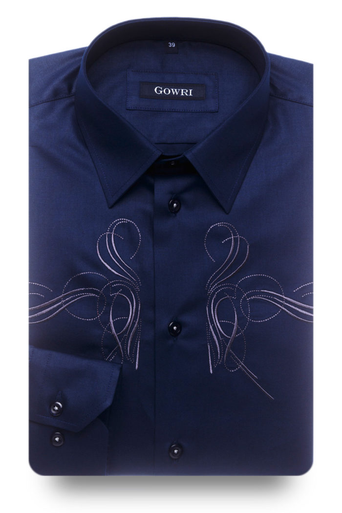Erebor Navy Shirt