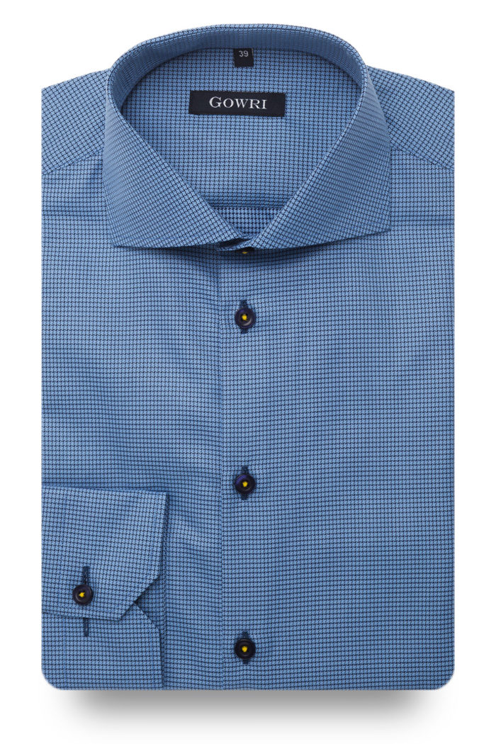 Henry Blue Shirt