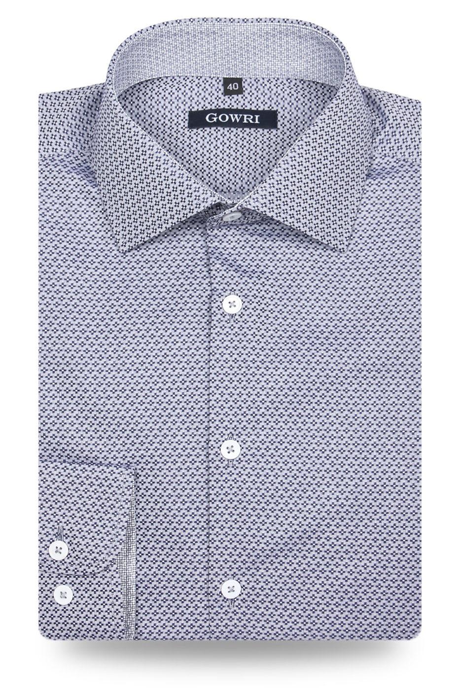 Henry-sinine-mustriline-triiksärk