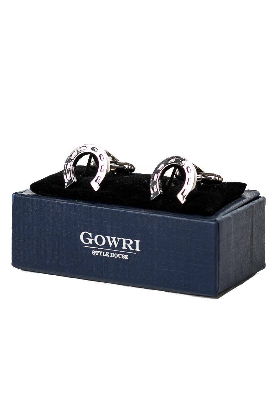 Horseshoe-shaped Cufflinks