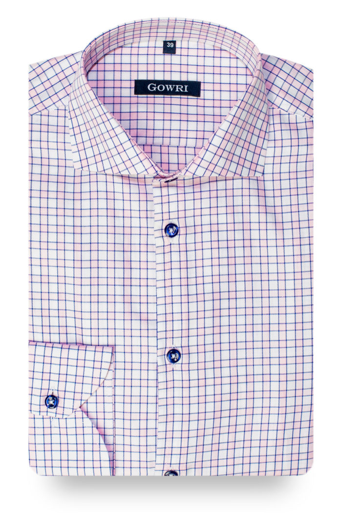 Iseo Checked Shirt (2)
