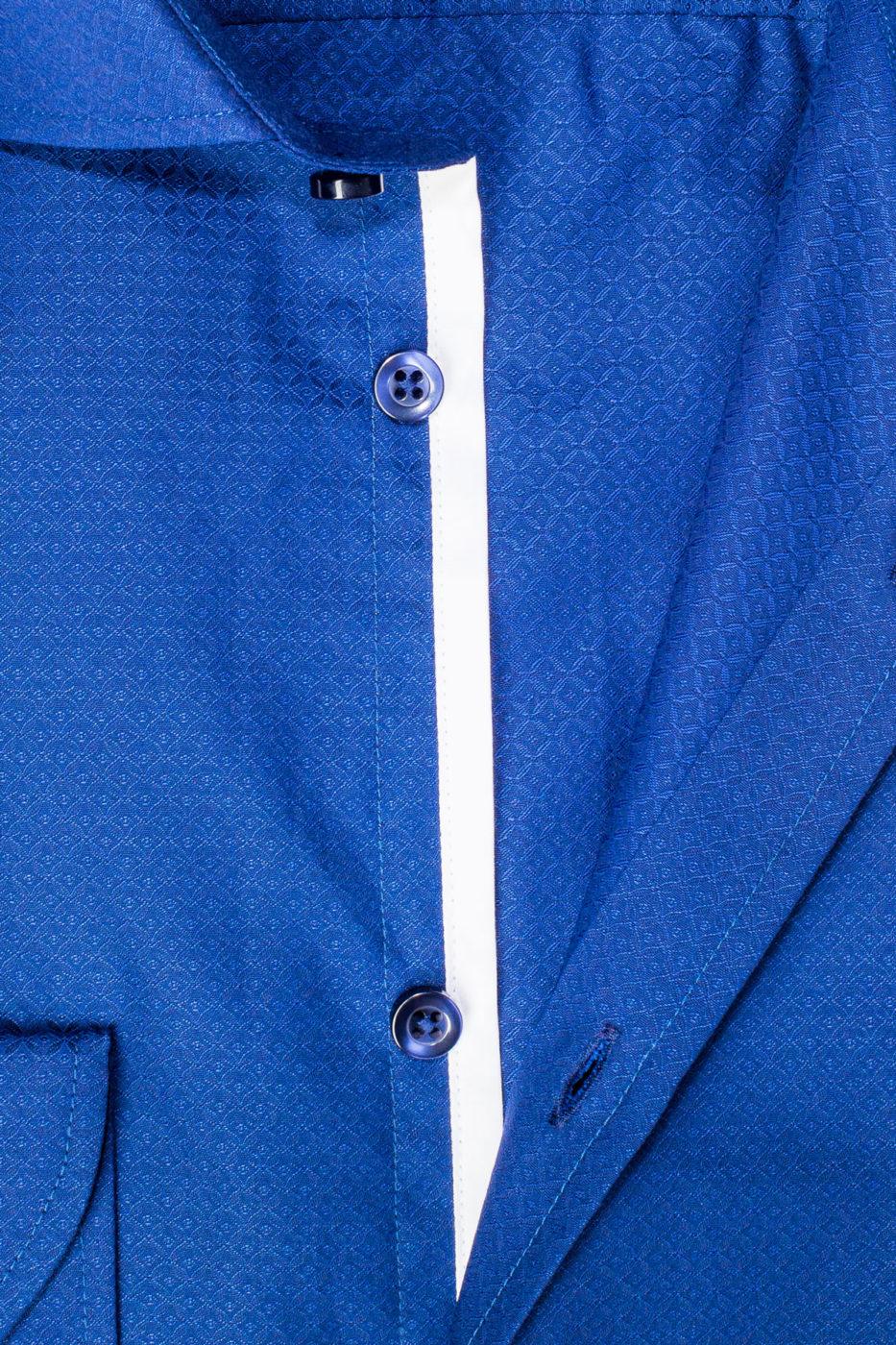 Knightsbridge Navy Shirt (2)