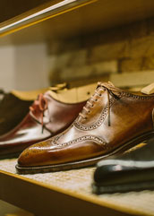 Made-to-measure Shoes