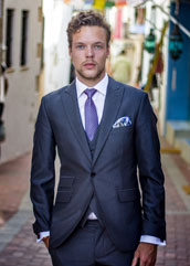 Made-to-measure Suit