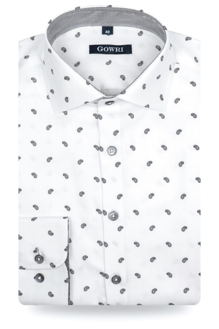 Magnus-White-Paisley-accent-shirt