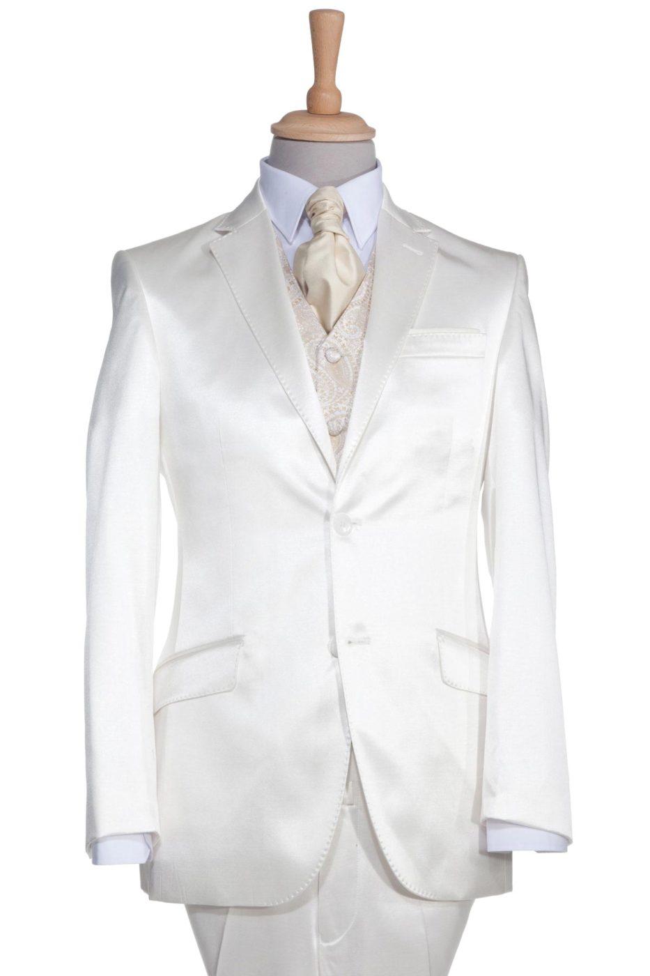 Malaga Ivory Suit