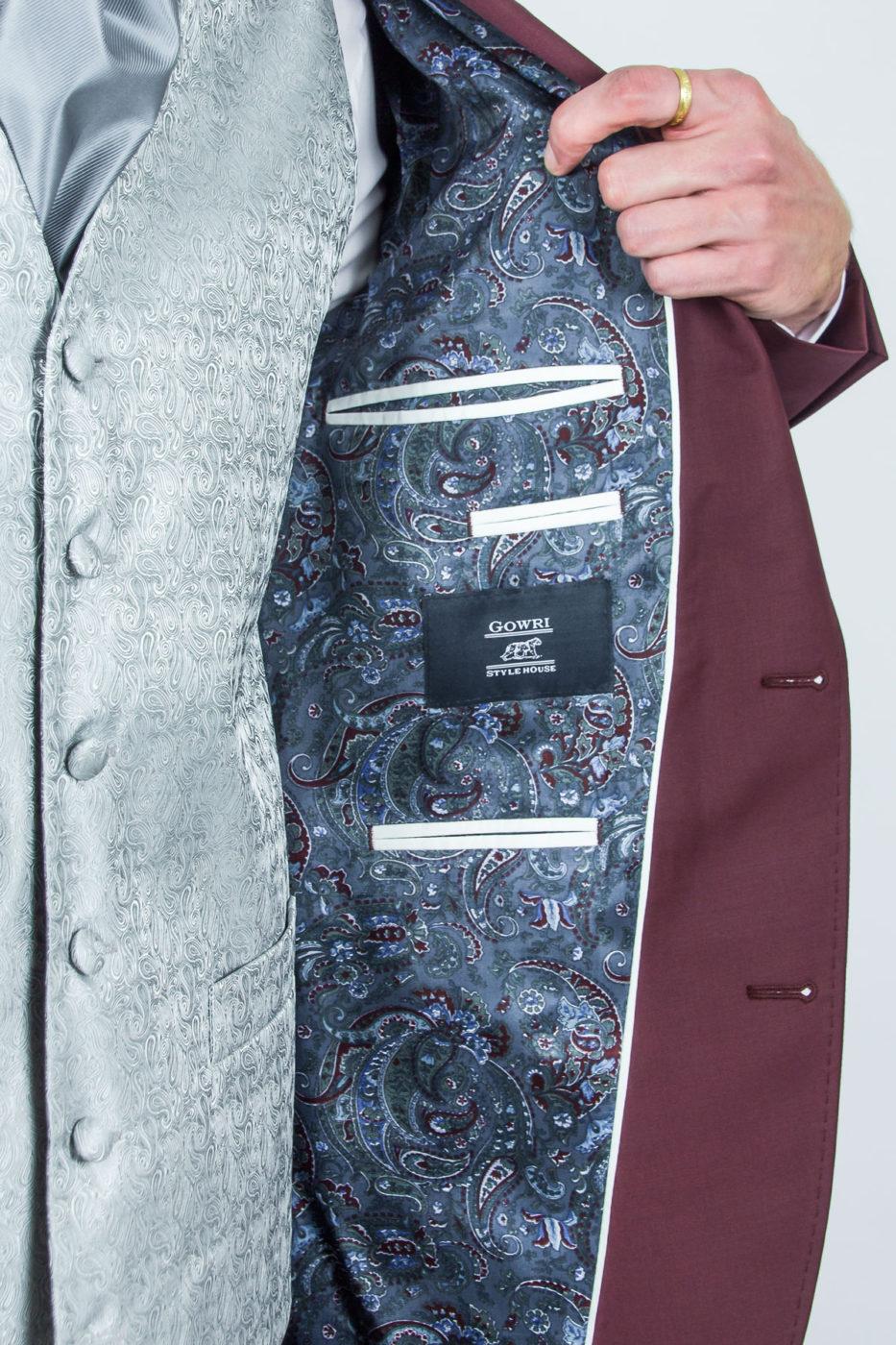 Norton Burgundia Ülikond 164730112018 (2)
