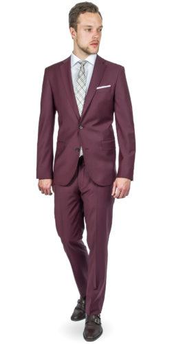 Norton Burgundy Suit 170414092018 (3)