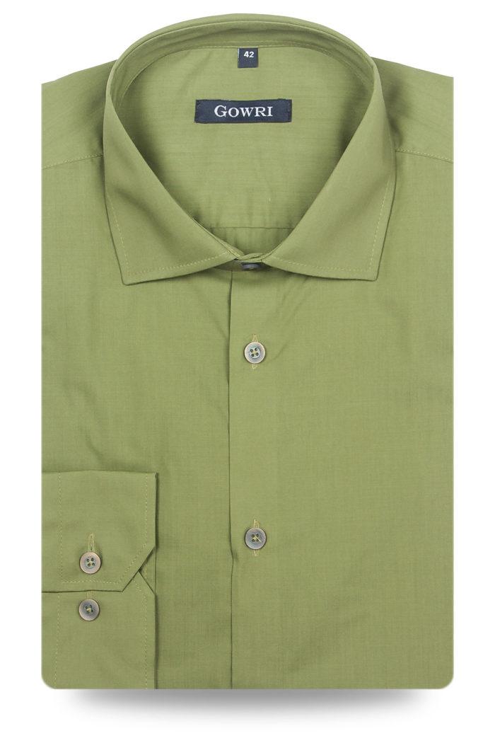 Olive-Roheline-Triiksärk