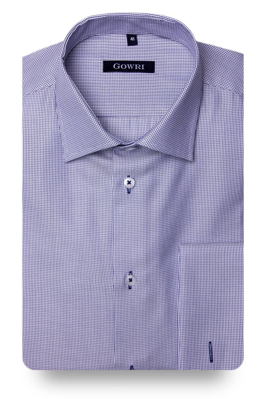 Panama Blue Shirt