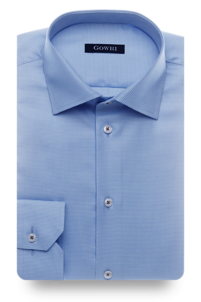 Panama Light Blue Shirt