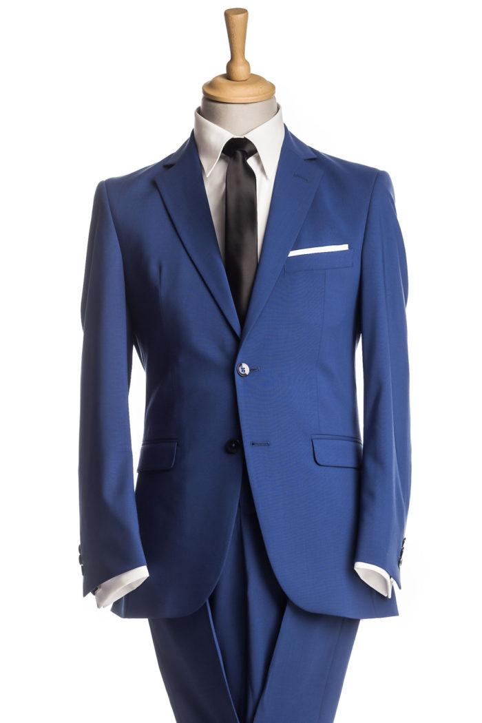 Portland Blue Suit