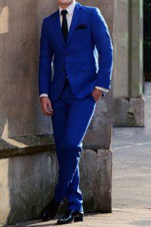 Portland Sinine Ülikond Modell (1)