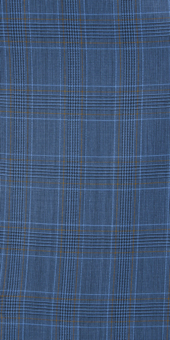 Portobello Sinine Ruuduline Ülikond 230930112018 (2)