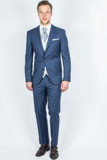 Portobello Sinine Ruuduline Ülikond (5)