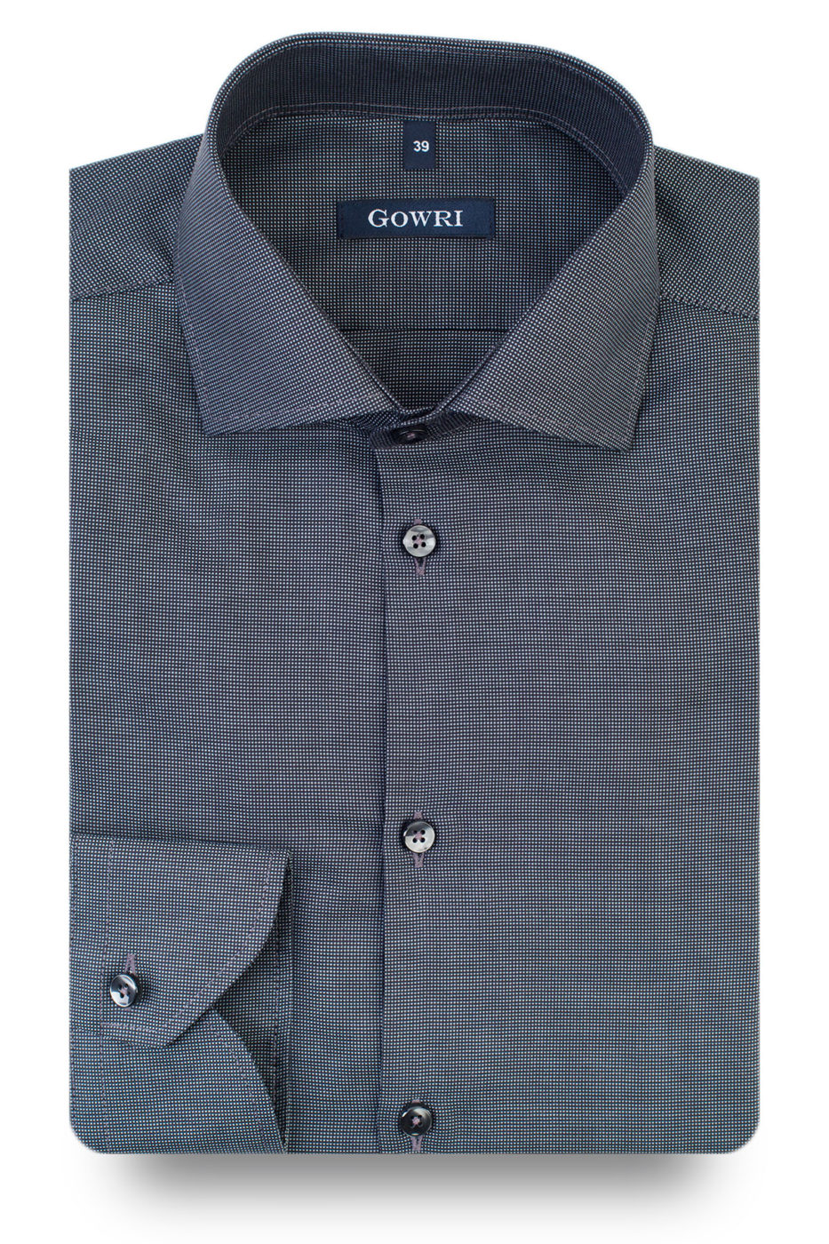 Romeo Grey Shirt (2)