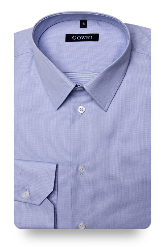 Royal Pique Blue Shirt