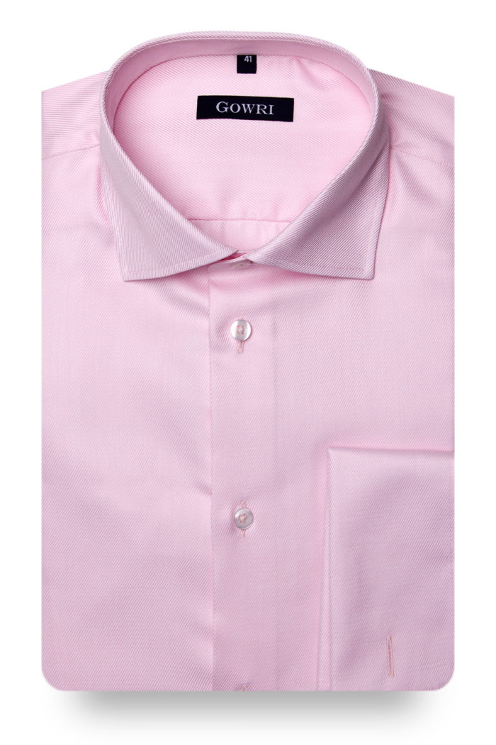 Royal Twill Pink Shirt