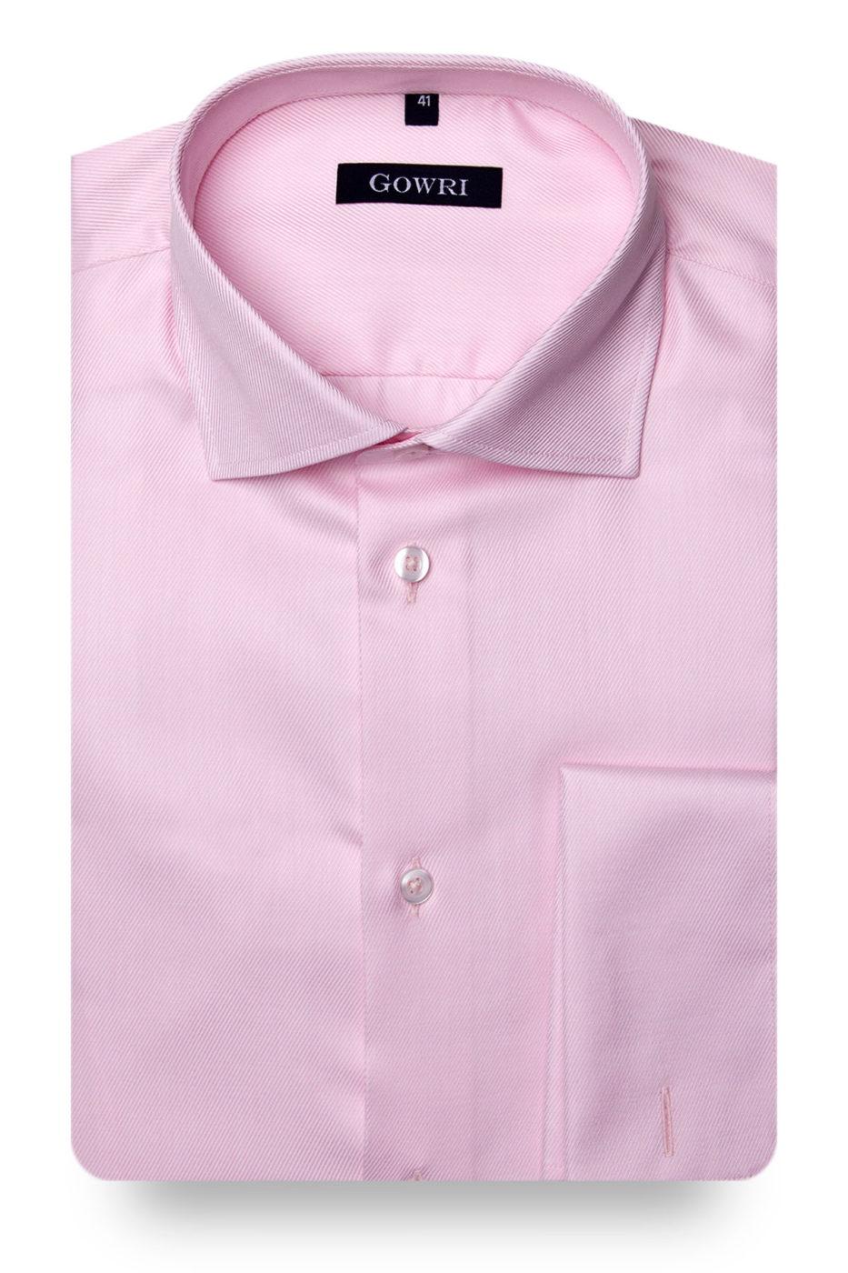 Royal Twill Pink Shirt