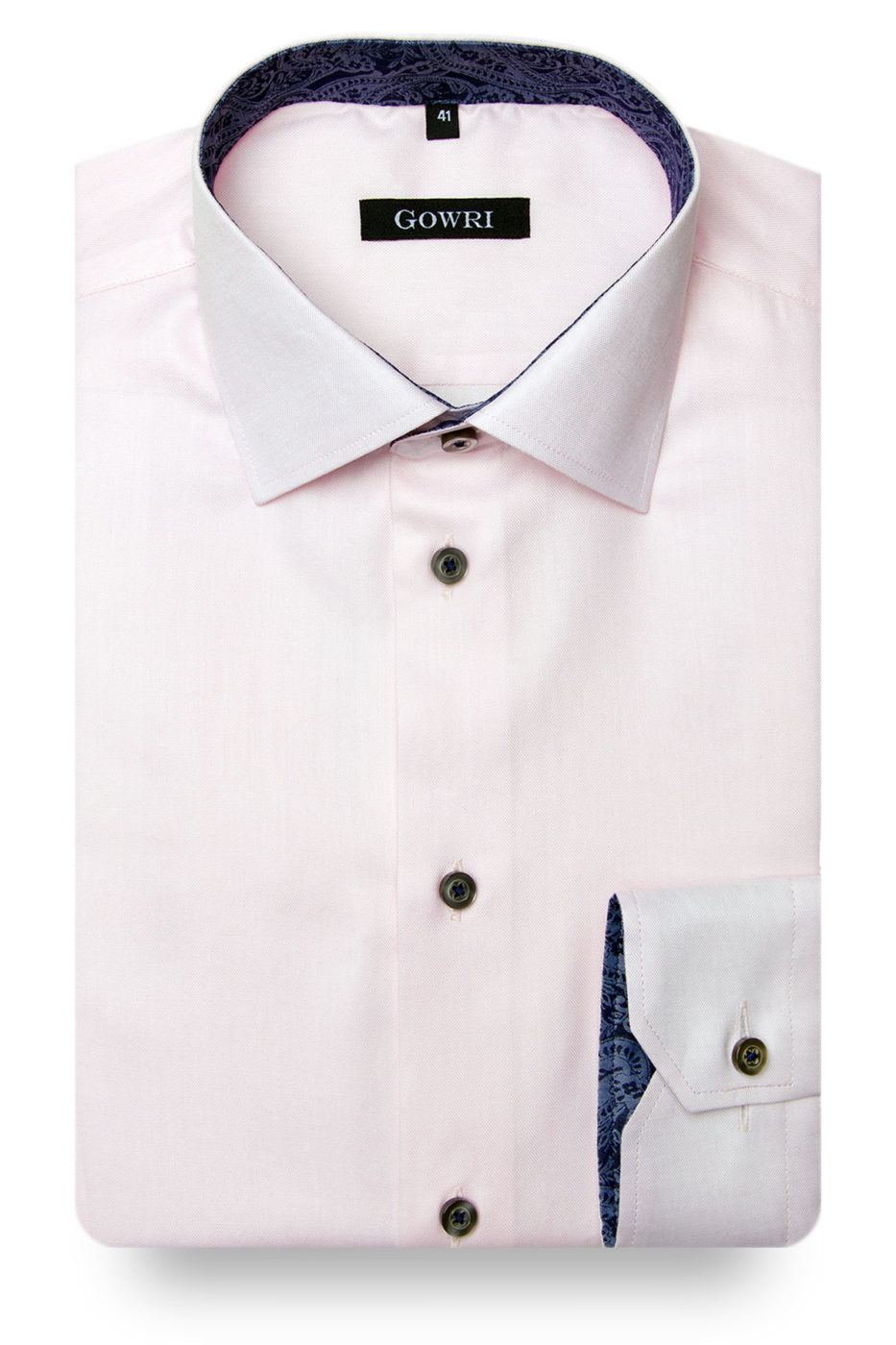 Smart Oxford Pink Shirt