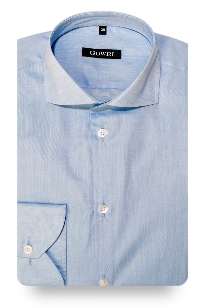Soffio Light Blue Shirt (2)