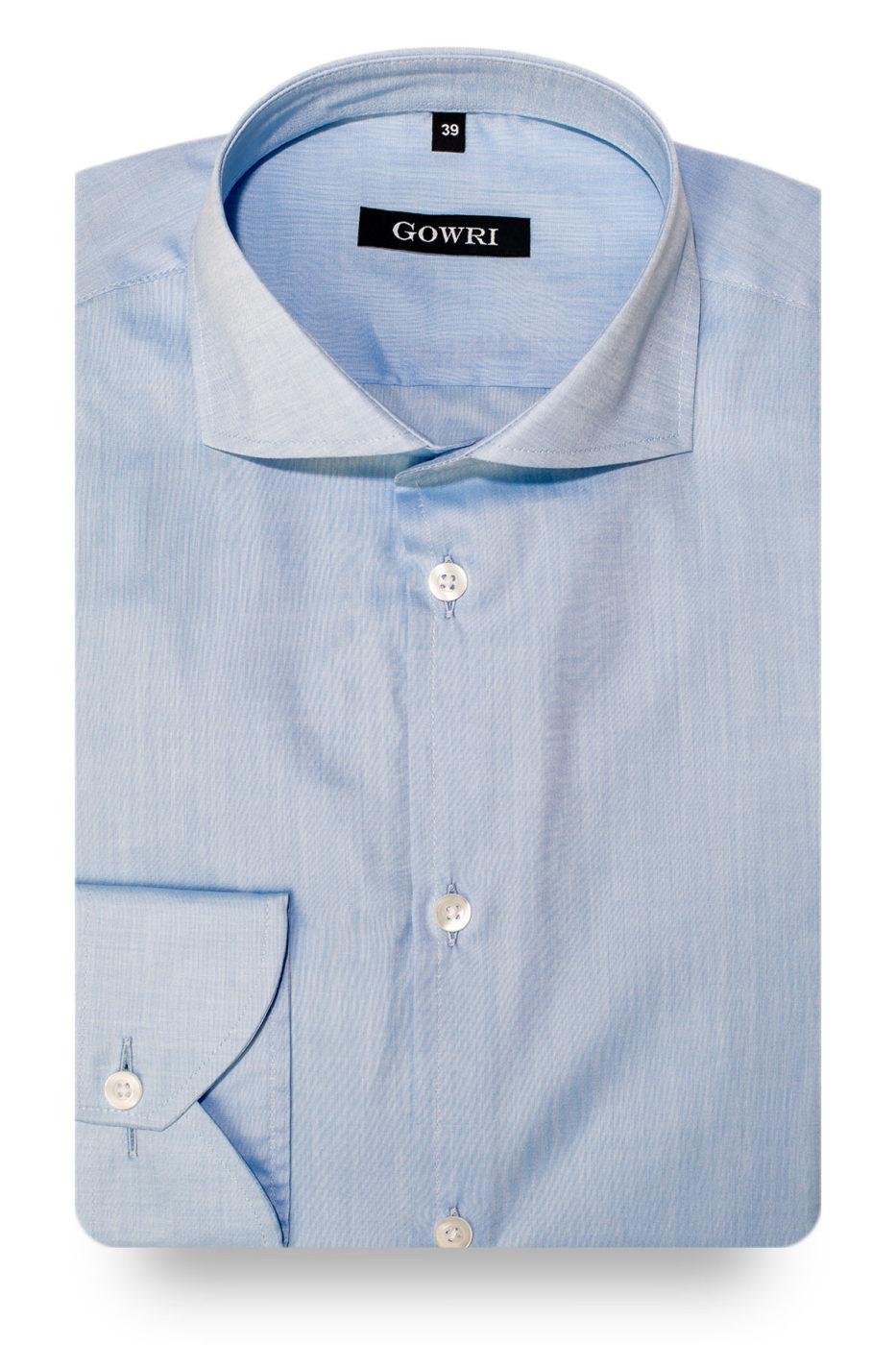Soffio Light Blue Shirt (2)
