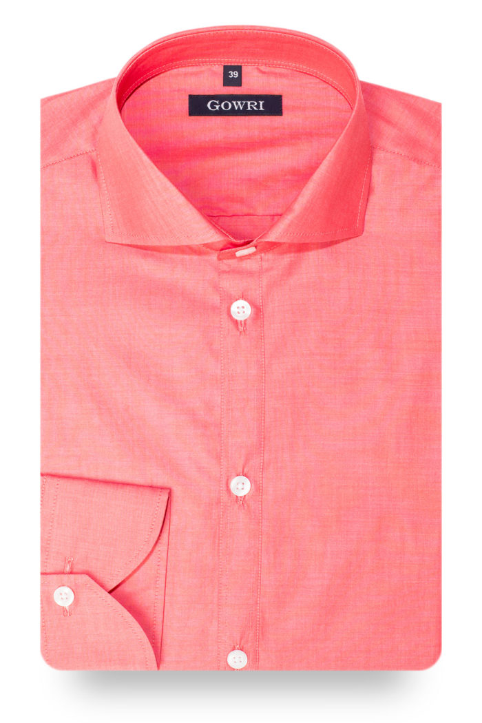Soffio Light Red Shirt (2)