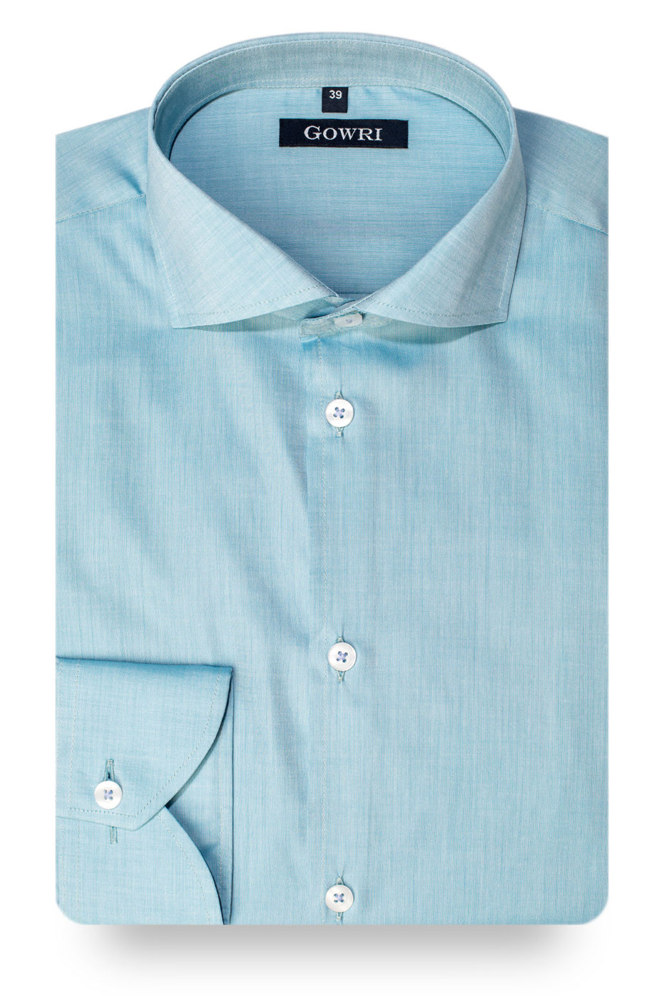 Soffio Sea Blue Shirt (1)