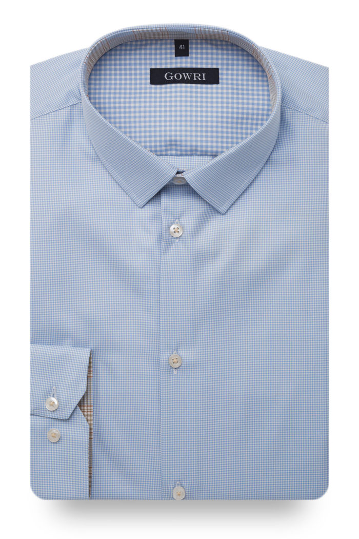 Somerset Blue Shirt
