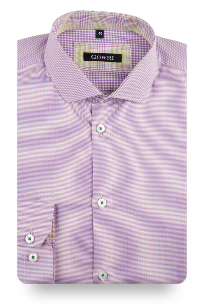 Somerset Violet Shirt