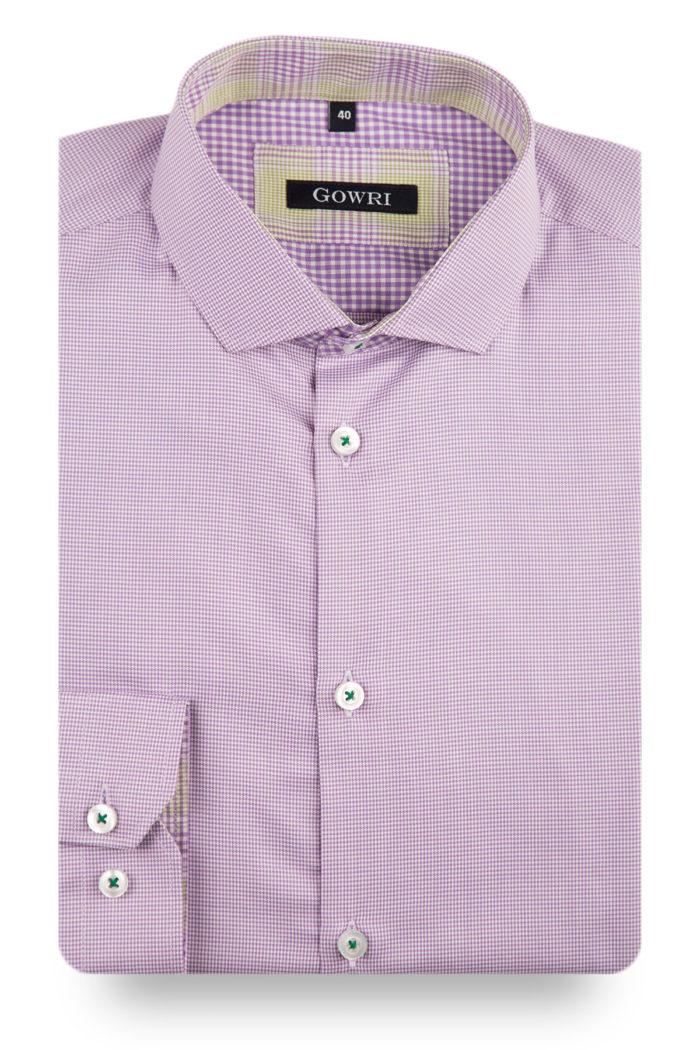 Somerset Violet Shirt