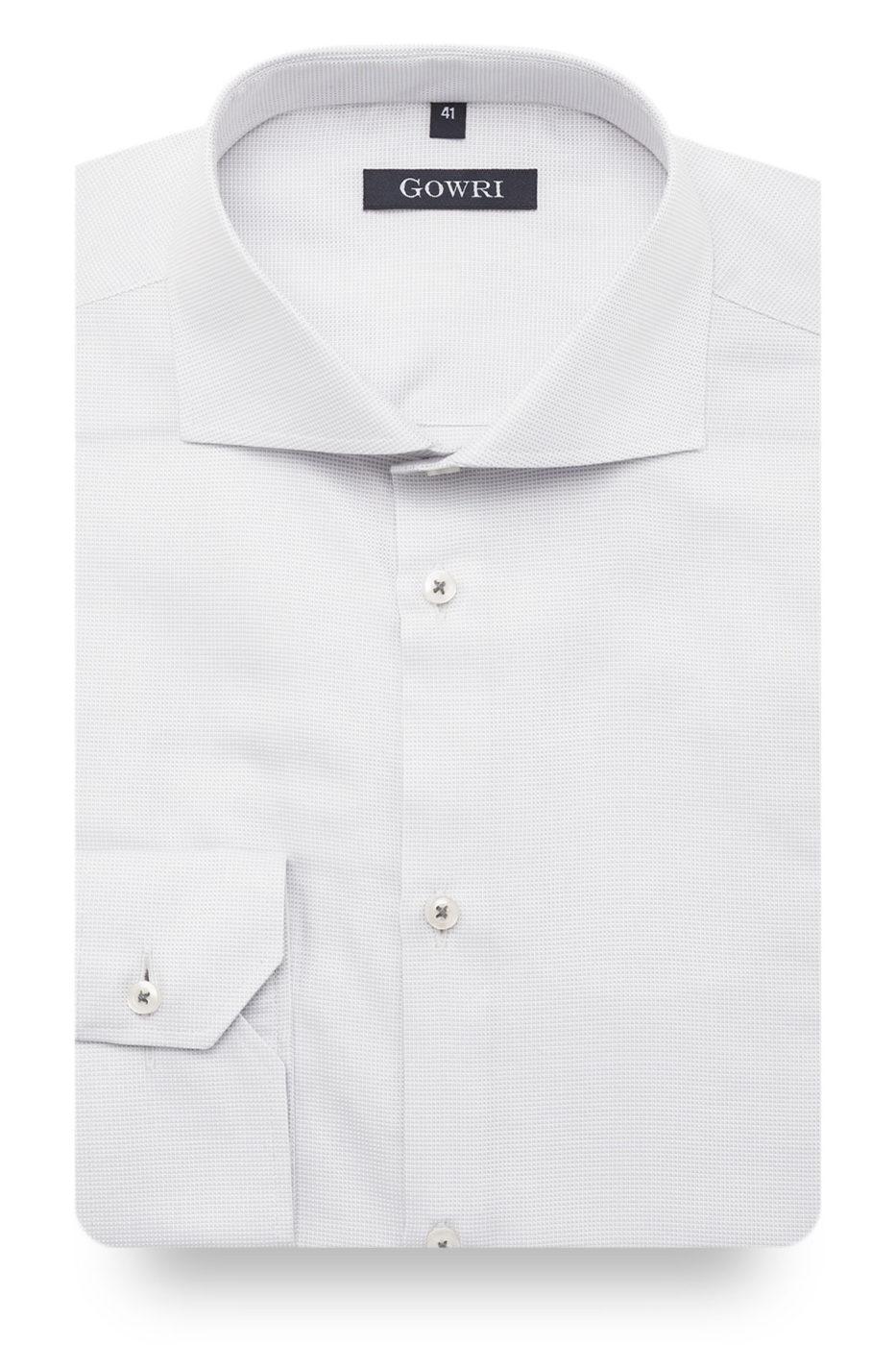 Trasimeno Light Grey Shirt