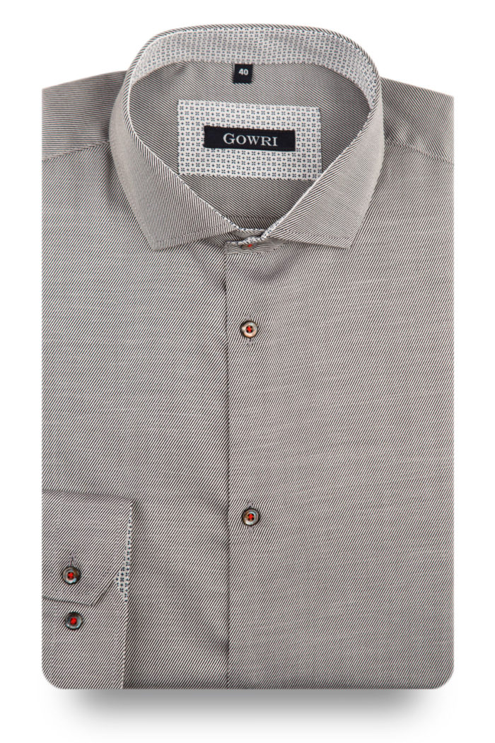 Twillington Grey Shirt
