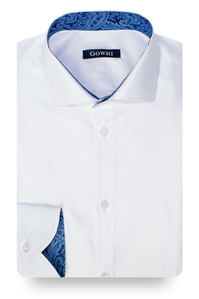 Twillington White Shirt