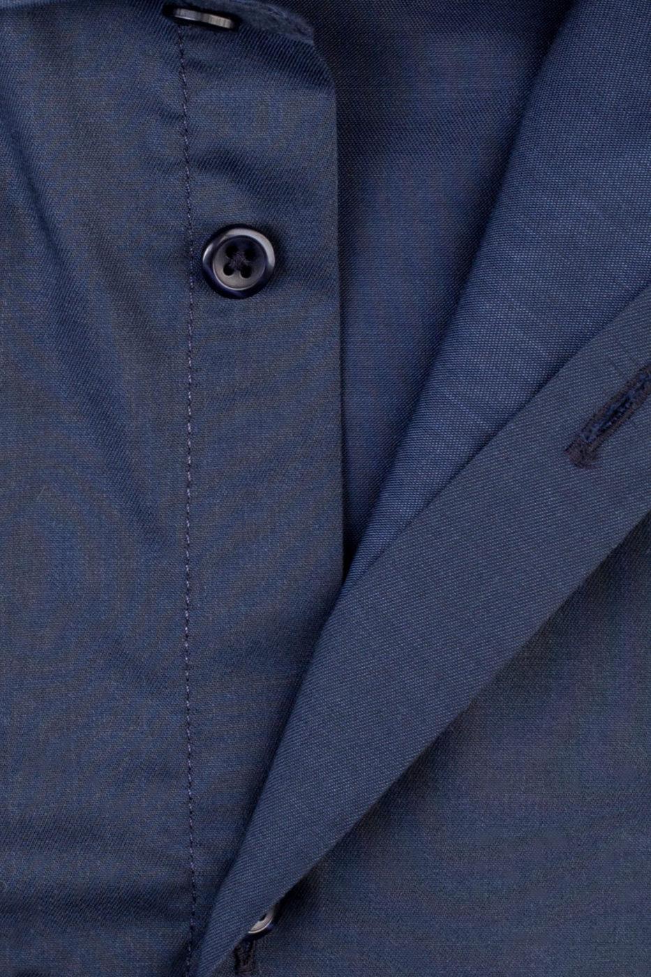 Ulf Navy Stretch Shirt (2)